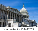 Stock photo us capitol building in washington d c the seat of the united states congress 514447399