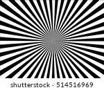sun sunburst pattern. sunburst... | Shutterstock .eps vector #514516969