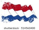 grunge vector illustration of a ... | Shutterstock .eps vector #514563400