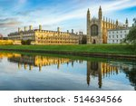 clare   king's college with... | Shutterstock . vector #514634566