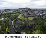 Edinburgh City The Historic...