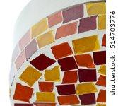chandelier isolated | Shutterstock . vector #514703776