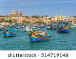 Traditional Fishing Boats Luzz...