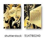 marble backdrop. christmas...   Shutterstock .eps vector #514780240