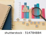 Small photo of Human resource management , risk management concept