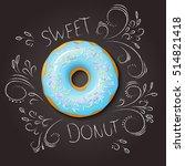 vector illustration of... | Shutterstock .eps vector #514821418