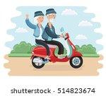 vector illustration of... | Shutterstock .eps vector #514823674