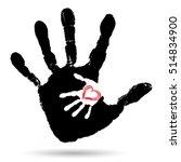 vector concept or conceptual...   Shutterstock .eps vector #514834900