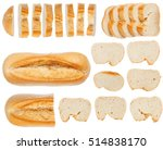 collection of various types of... | Shutterstock . vector #514838170