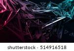 abstract 3d rendering of... | Shutterstock . vector #514916518