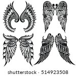 abstract vector illustration... | Shutterstock .eps vector #514923508