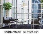 interior of meeting room in... | Shutterstock . vector #514926454