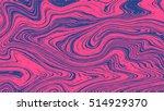 marbling texture. marbling... | Shutterstock .eps vector #514929370