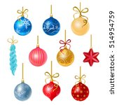 christmas tree decorations...