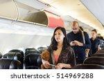 travel tourist passenger...   Shutterstock . vector #514969288