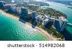 south beach  miami beach....   Shutterstock . vector #514982068