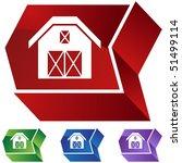 barn   Shutterstock .eps vector #51499114