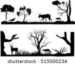 set if horizontal illustration... | Shutterstock .eps vector #515000236