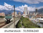 medellin  colombia  october 07  ... | Shutterstock . vector #515006260