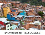 medellin  colombia  08 october... | Shutterstock . vector #515006668