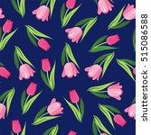 vector romantic hand drawn... | Shutterstock .eps vector #515086588