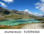 Bernina Alps And White Lake  ...