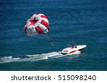 Parasailing Water Amusement....