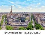 beautiful panoramic view of... | Shutterstock . vector #515104360