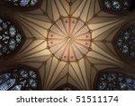 Church In England Interior ...