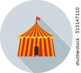 circus tent i | Shutterstock .eps vector #515147110