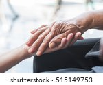 parkinson disease patient ... | Shutterstock . vector #515149753