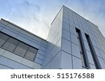 looking up at the rectangular... | Shutterstock . vector #515176588