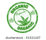 green grunge office rubber...   Shutterstock .eps vector #51521107