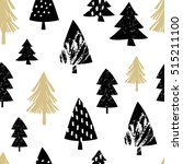 seamless repeating pattern with ... | Shutterstock .eps vector #515211100