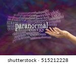 Paranormal Phenomena Word Clou...