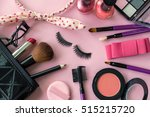 Various Makeup Products And...