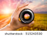 photography view camera... | Shutterstock . vector #515243530