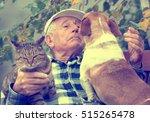 Senior Man Enjoying Tender...