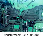The Motherboard Background And...