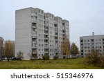 typical socialist block of... | Shutterstock . vector #515346976