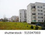 typical socialist block of... | Shutterstock . vector #515347003