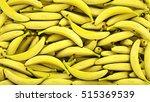Fresh Bananas Falling...