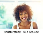 portrait of young afro american ... | Shutterstock . vector #515426320