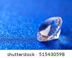 grand royal pure diamond on... | Shutterstock . vector #515430598