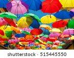 Umbrella Sky Project In Agueda  ...