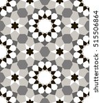 ornamental seamless pattern.... | Shutterstock .eps vector #515506864