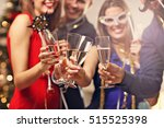 picture showing group of... | Shutterstock . vector #515525398