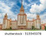 Lomonosov State University ...