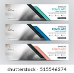 abstract banner design... | Shutterstock .eps vector #515546374
