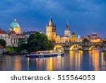 View Of The River Vltava And...